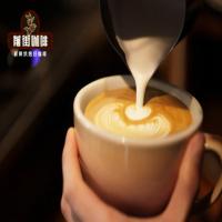 咖啡师技巧之拿铁要怎么做好喝?拿铁,摩卡,卡布奇诺的区别是什么?