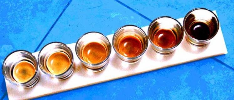 Espresso油脂与咖啡风味 Espresso用的是什么豆 Espresso咖啡因