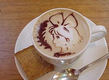 咖啡拉花知识 牛奶发泡的原理与方式、关于咖啡的直觉