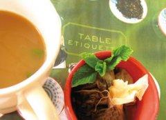 制作简便美味薄荷咖啡