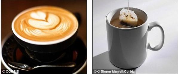 喝什么好,咖啡还是茶?