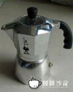 摩卡壶的来源 和 摩卡壶的特色 咖啡器具