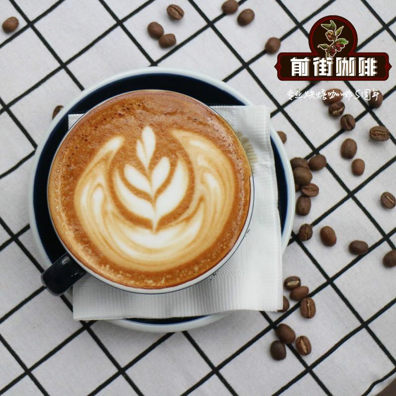 美式咖啡只是咖啡豆的一种表现形式.图片