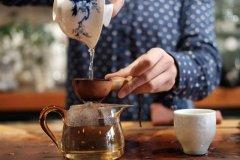 空腹喝茶能减肥吗?上午、下午、晚上喝茶时间什么时候比较好?